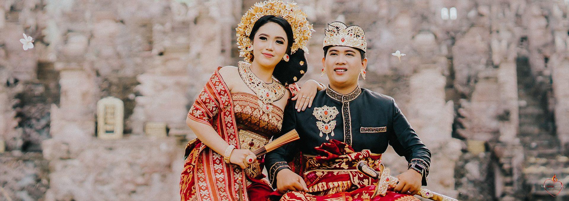 Bali Home Wedding